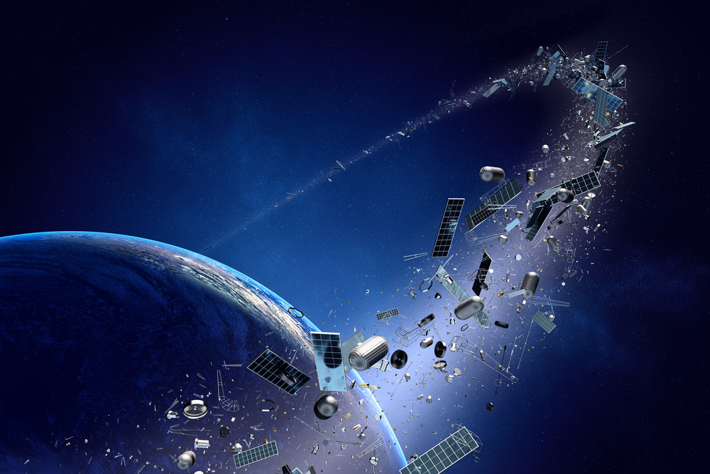 【国際】世界経済フォーラム、人工衛星事業者のスペースデブリ評価格付開発発表。MITがリード 1