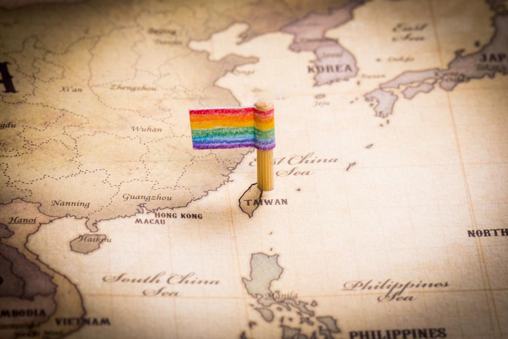 【台湾】同性婚合法化法が成立。アジア初。養子縁組は血縁関係ある子供に制限 1