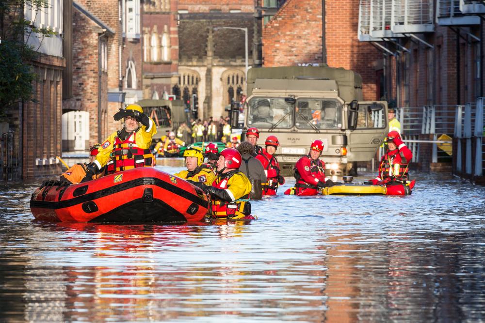 【イギリス】環境庁、気候変動を見据え洪水・沿岸侵食長期対策案公表。500万人が高リスク 1