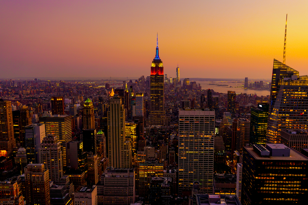 【アメリカ】ニューヨーク州議会、2050年までに二酸化炭素ネット排出量ゼロにする州法可決 1