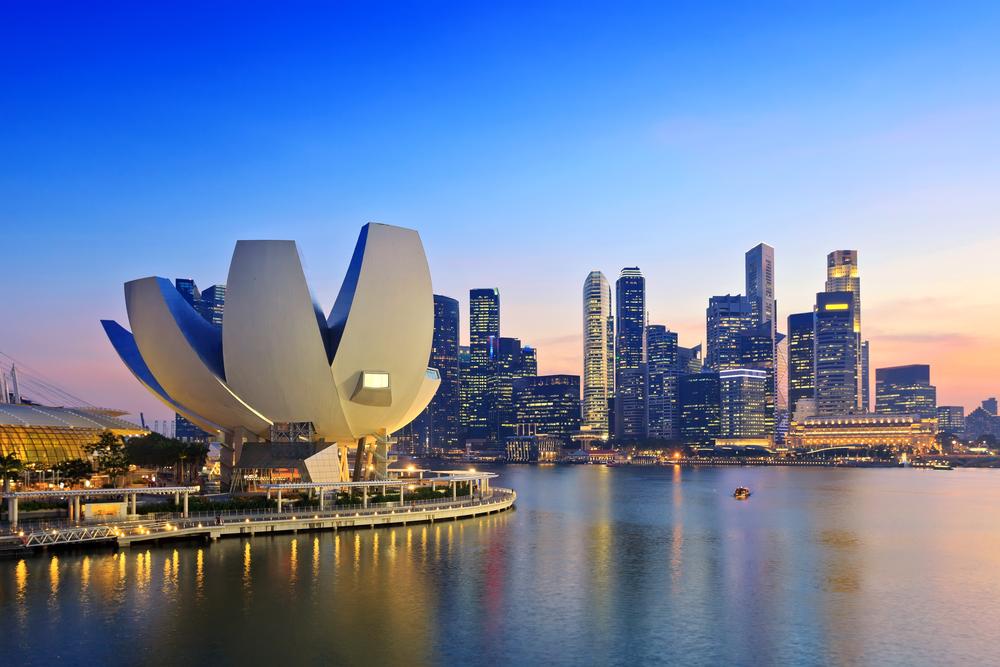 【国際】英シティ・オブ・ロンドンとシンガポール通貨監督庁、グリーンファイナンスで協働 1