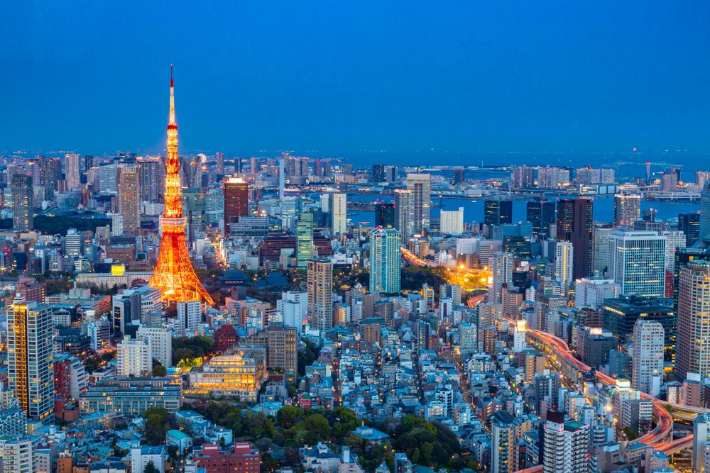 【日本】東京都、FC4Sに加盟。香港、上海、深圳、ソウルに約1年遅れる 1