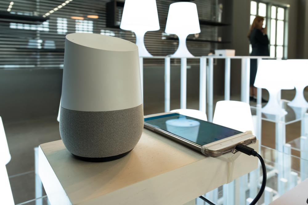 【アメリカ】グーグル、AIスピーカー「Googleアシスタント」のユーザー音声を従業員が聴ける状態に 1
