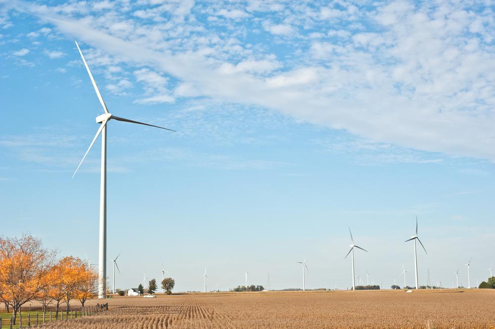 【アメリカ】オハイオ州ポールディング郡、風力発電によりムーディーズが信用格上げ 1