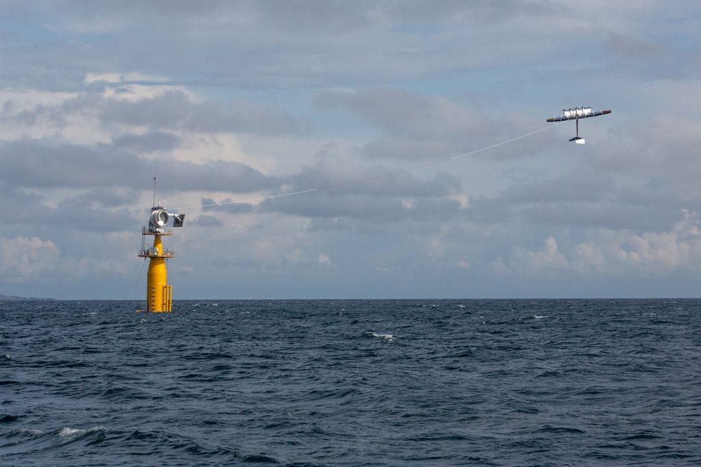 【ノルウェー】グーグル傘下Makani、空中風力発電の実証実験を開始。水深不問と成果に注目 1