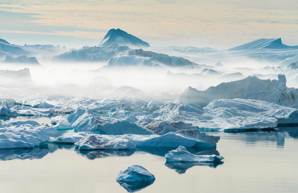 【国際】気温上昇によりグリーンランドの氷融解が深刻に。8月1日だけで120億t 1