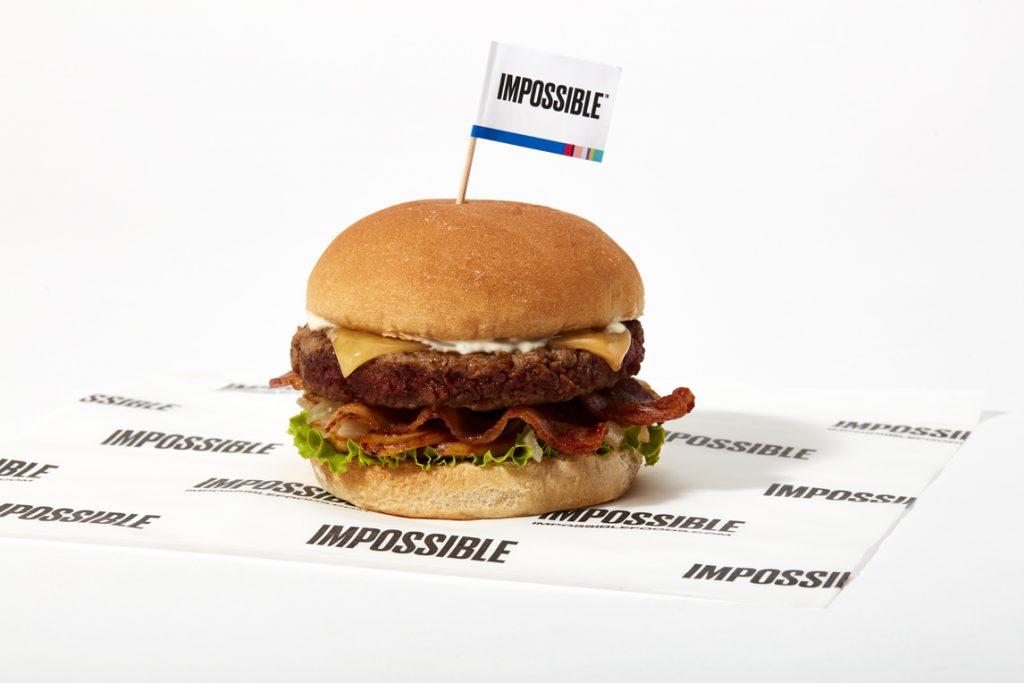 【アメリカ】仏食品ソデクソ、牛肉酷似の野菜ハンバーガー販売開始。全米1500店舗以上で 1