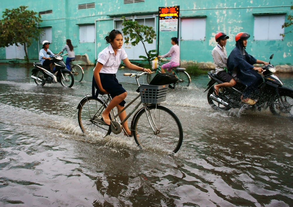 【アジア】WRI、アジア地域を対象に政府・企業が連携した気候変動報告を提言。政策立案とも連携 1