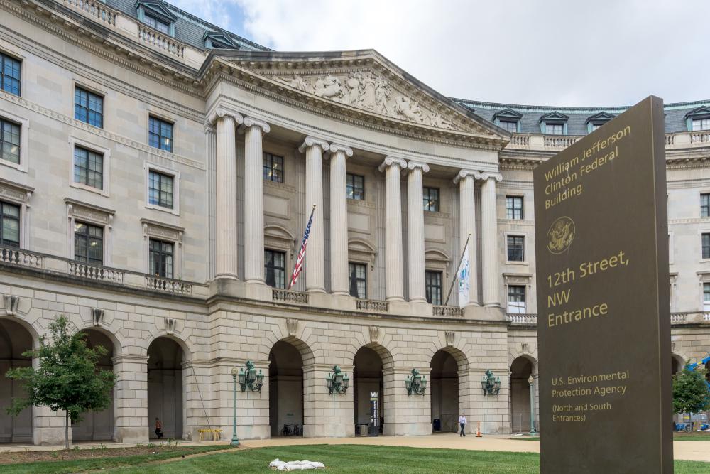 【アメリカ】EPA、環境政策に関する戦略計画の修正発表。内容文言は概ね踏襲 1