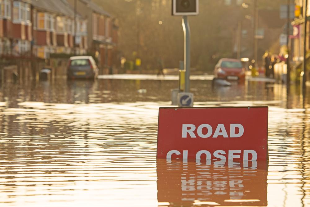 【イギリス】MSCI、気候変動で不動産の洪水リスク算定。ロンドン周辺でも評価額の30%が洪水リスク抱える地区 1