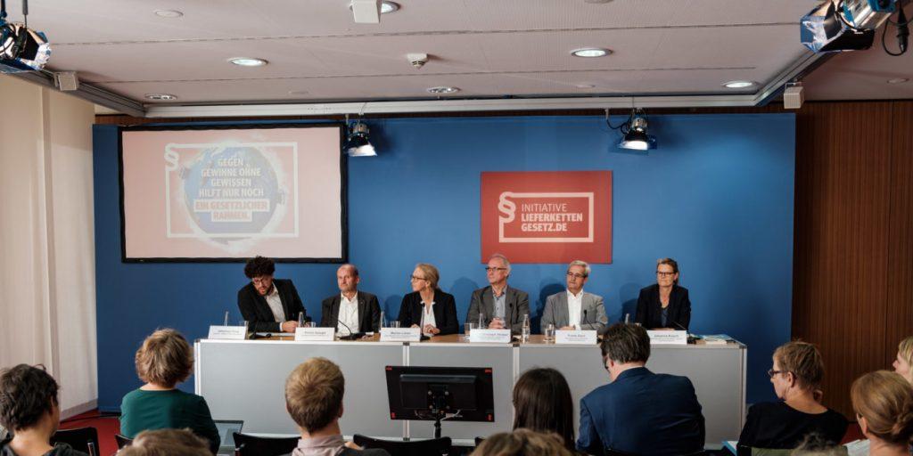 【ドイツ】NGO64団体、環境・人権国際基準の企業遵守義務化を政府に要請。自主規制では不十分 1