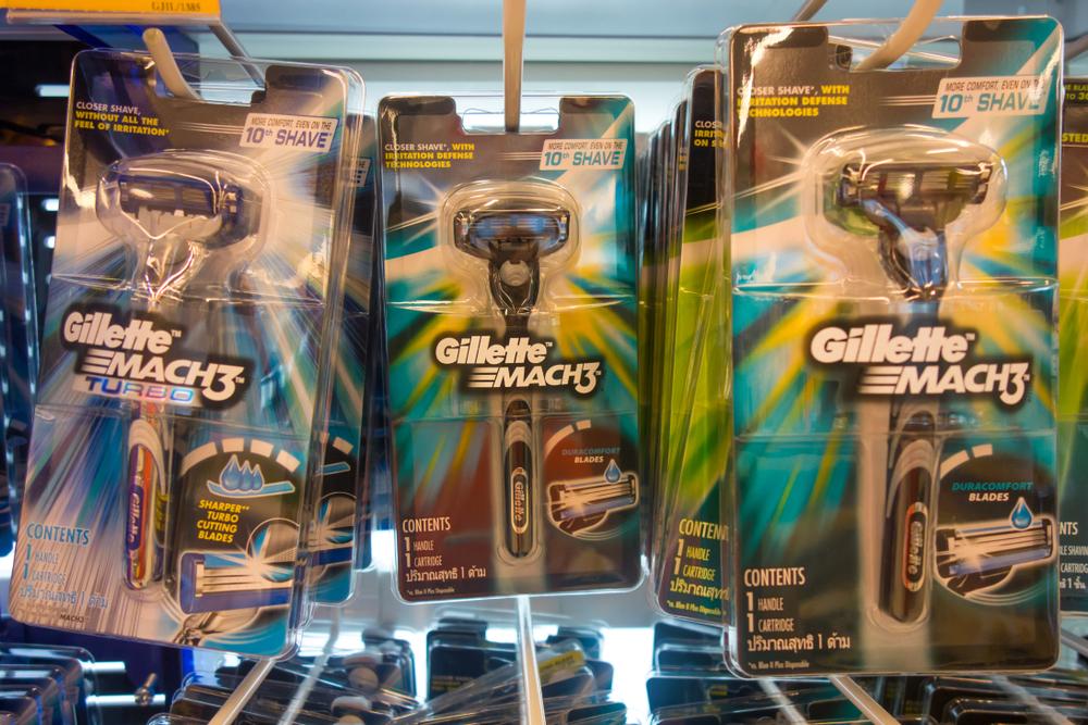 【カナダ】P&G、剃刀ジレットでリサイクル・プログラム発表。使い捨て刃やプラ包装を回収 1