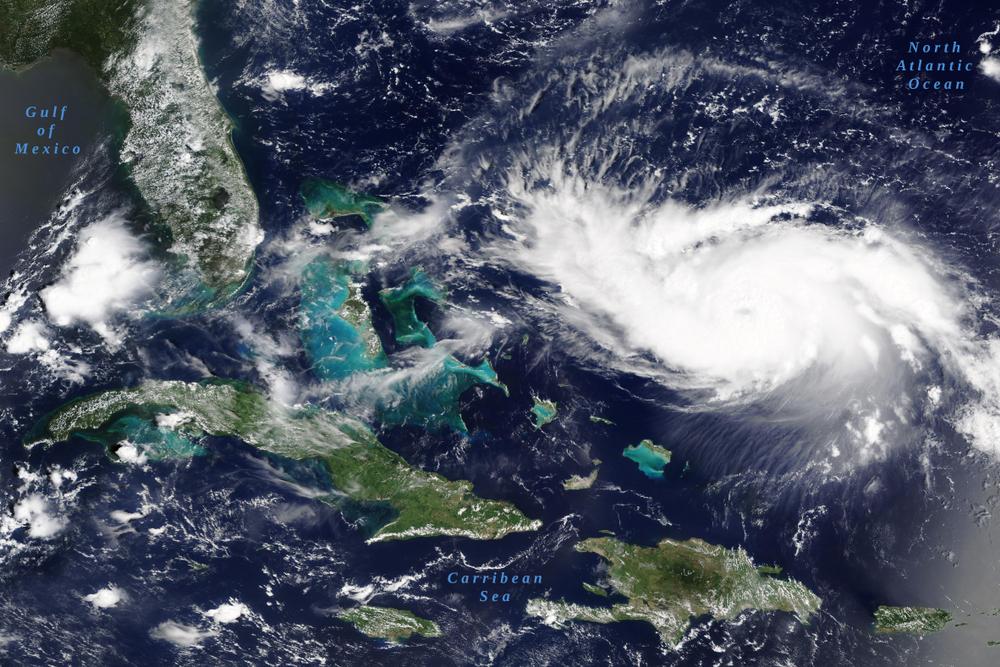 【バハマ】ハリケーン・ドリアン、バハマ諸島直撃。7m以上の高潮も。被害額7500億円以上 1