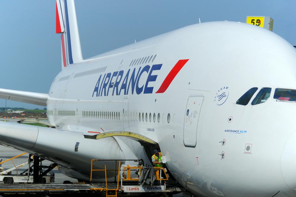 【フランス】エールフランス、2020年1月から全国内線がCO2ゼロに。カーボンオフセット活用 1