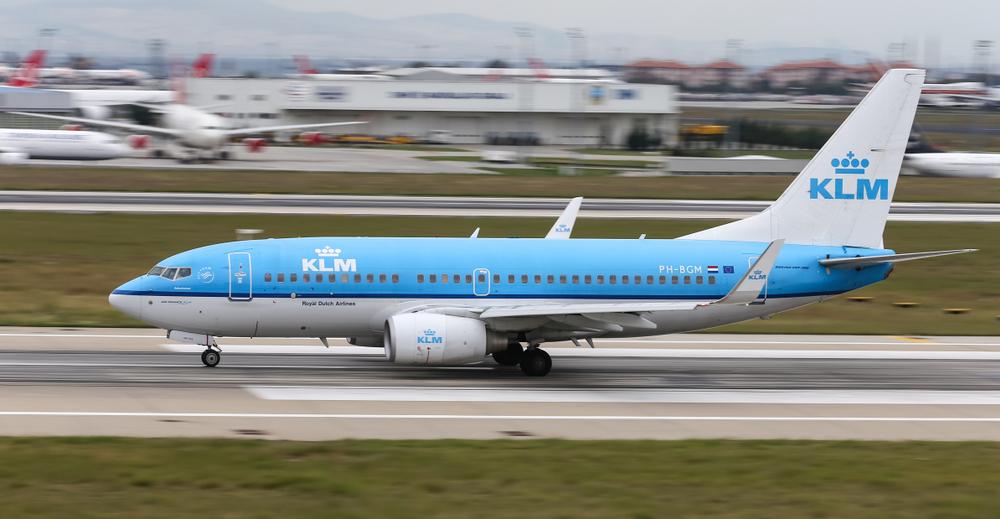 【国際】KLMとマイクロソフト、航空機のバイオジェット燃料化で提携。CO2削減目指す 1