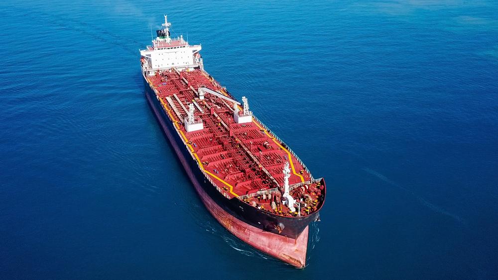 【国際】三井物産、カーギル、マースクタンカース、海運のCO2削減で提携。2050年までに50%削減 1