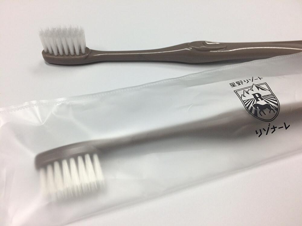 【日本】星野リゾート、国内施設30ヶ所で使い捨てプラスチック歯ブラシの分別回収・リサイクル開始 1