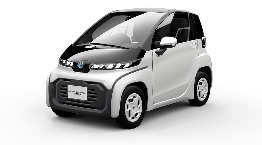 【日本】トヨタ自動車、近距離移動向け2人乗り超小型EVの販売を開始。バリューチェーン全体でのビジネスモデルも 1