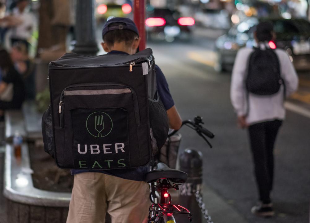 【日本】Uber Eats、配達員が労働組合結成。プラットフォーム型ビジネスのオンコールワーカー 1