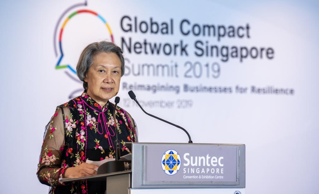 【シンガポール】テマセクHD、2030年までに投資ポートフォリオのCO2排出量半減。SDGsも強調 1