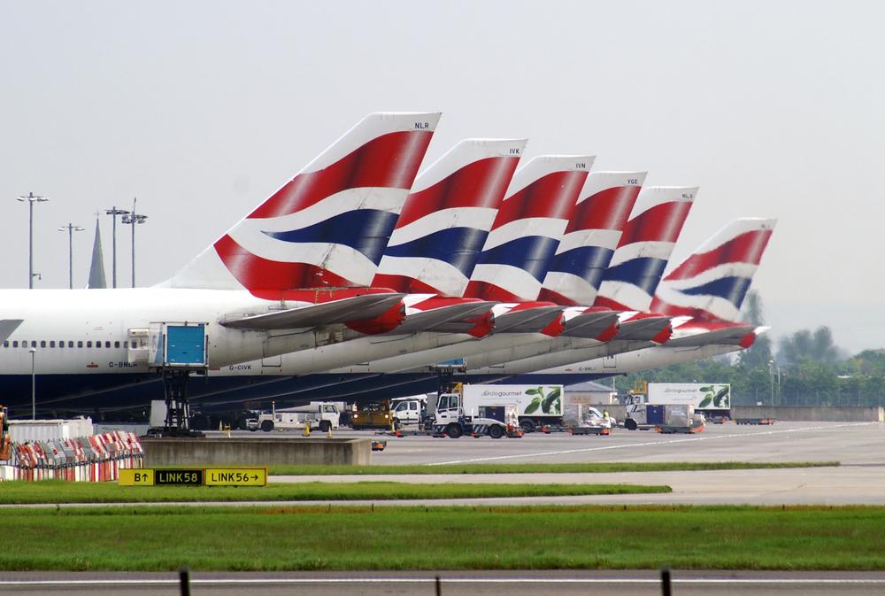 【イギリス】ブリティッシュ・エアウェイズ、「余剰燃料積載」慣行見直し。CO2排出増を反省 1