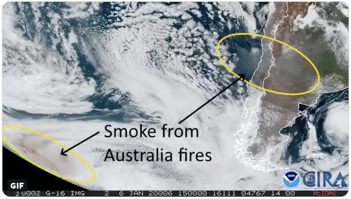 【オーストラリア】南東部の山火事、10万km2焼失。コアラ8000頭死亡。フェイスブックで55億円寄付集まる 2