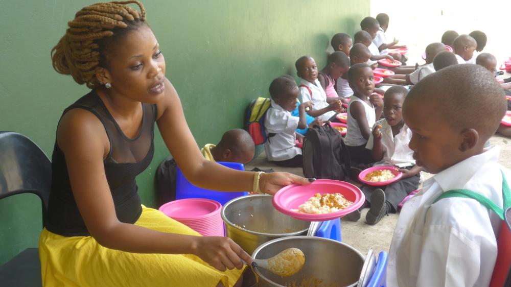 【国際】新型コロナで学校給食にアクセスできない子供が急増。途上国で栄養リスク。WFP報告 1