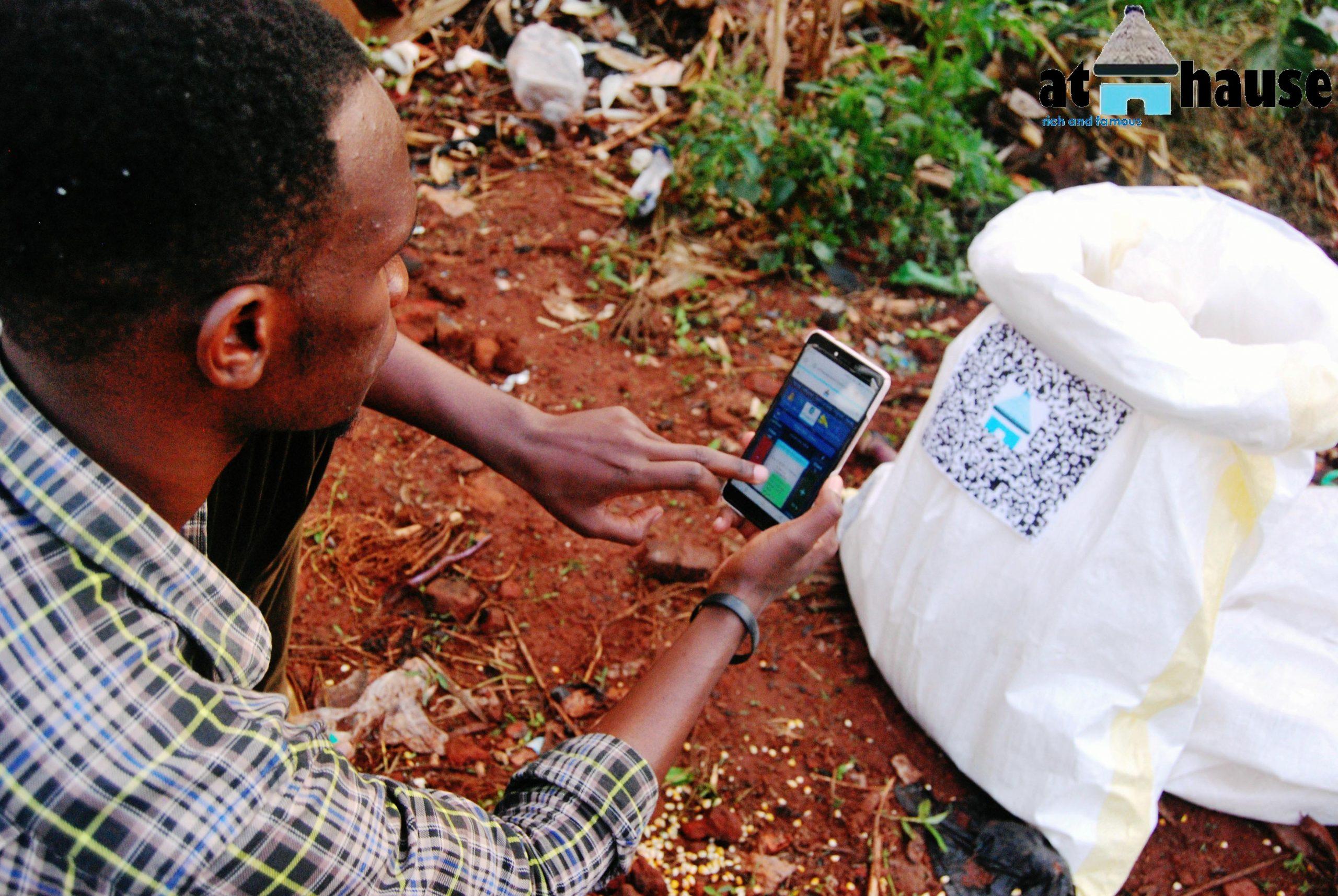 【ウガンダ】アグリテックAt Hause、小規模農家向けの収穫物備蓄袋開発。食品廃棄物削減 1