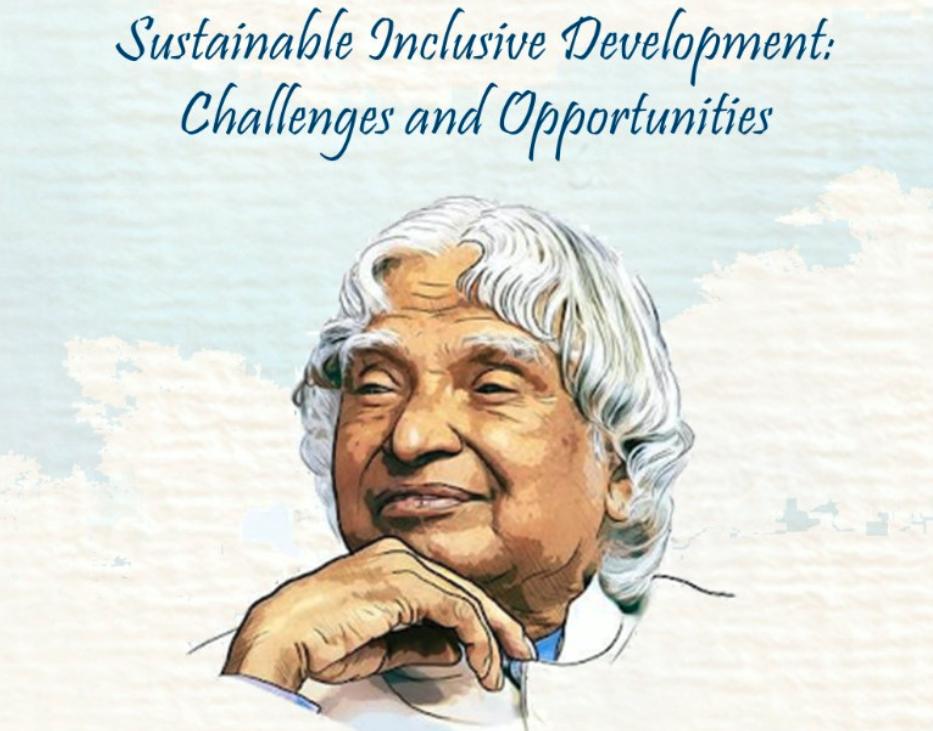 【10/16 当社共催ウェビナー】インド元大統領生誕90周年記念・世界リレーイベント「持続可能でインクルーシブな発展」 1