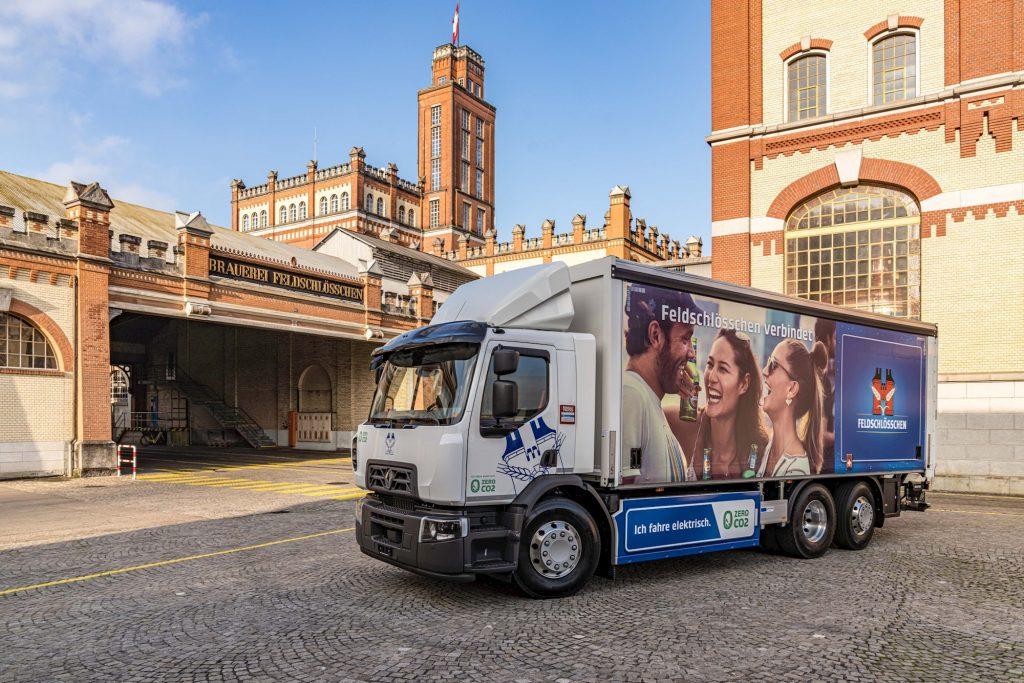 【スイス・インド】カールスバーグ、EVトラック輸送促進。太陽光・熱による浄水システムで清潔な水供給推進 1