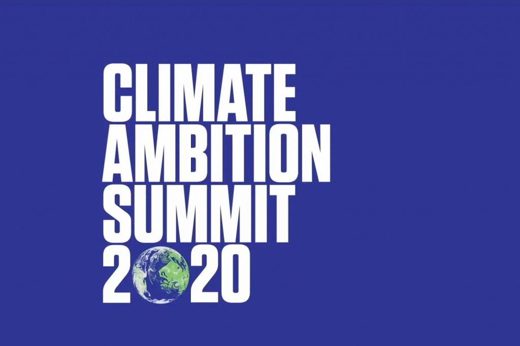 【国際】気候野心サミット2020、パリ協定の自主削減目標引上げが71ヶ国に。Race to Resilienceも発足 1