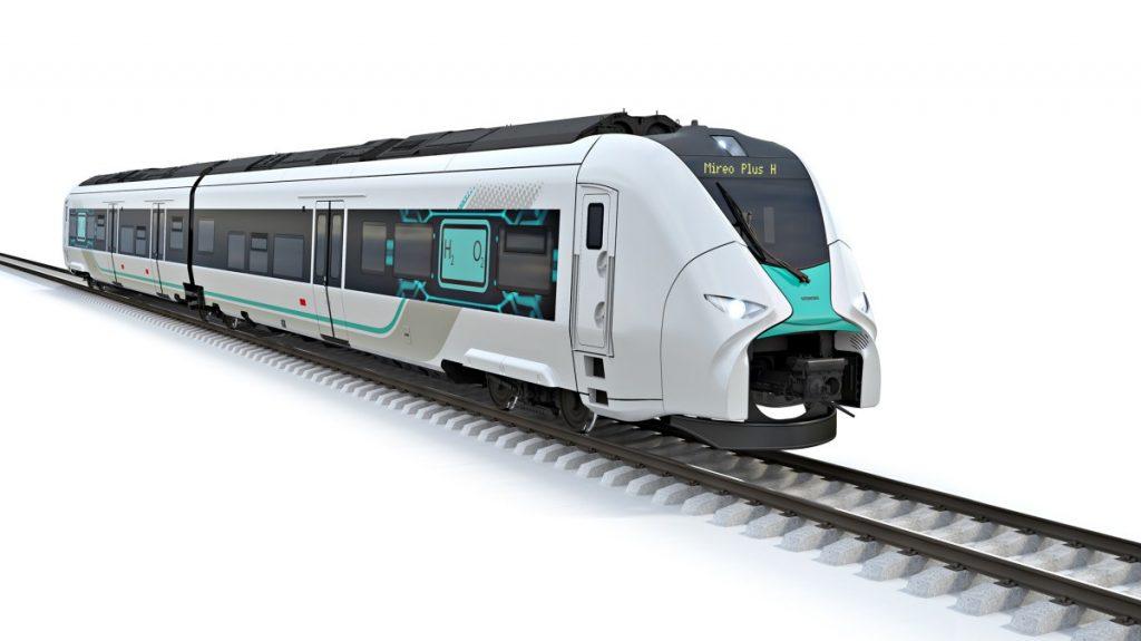 【ドイツ】シーメンスとドイツ鉄道、水素列車の試験運用発表。2024年にディーゼル列車から 1