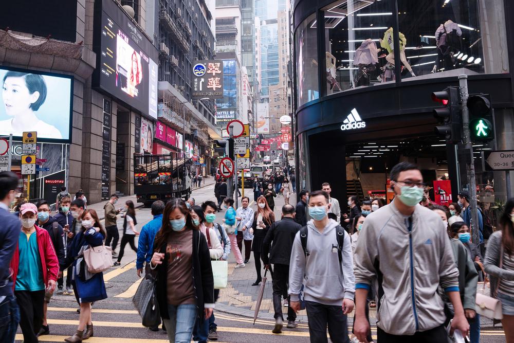 【中国】米英加豪の外相、香港での55人逮捕を非難。香港国家安全維持法違は英中共同声明に明白に違反 1