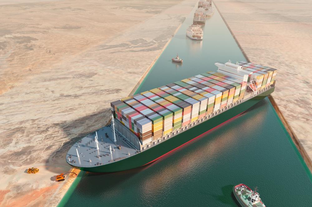 エジプト】スエズ運河座礁の船舶が離礁。足止め422隻が通過完了。残る ...