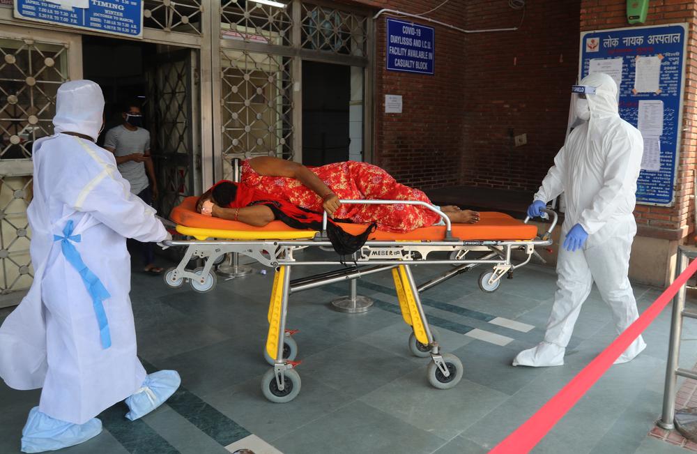 【インド】ウォルマート、コロナ対策で医療施設やNGOにワクチン接種や酸素提供支援。2億円寄付追加 1